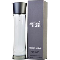 Armani Mania By Giorgio Armani Edt Spray 3.4 Oz For Men