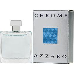CHROME by Azzaro EDT .23 OZ MINI for MEN