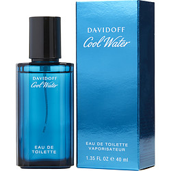COOL WATER by Davidoff EDT SPRAY 1.3 OZ for MEN