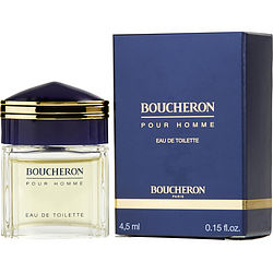 BOUCHERON by Boucheron EDT .15 OZ MINI for MEN