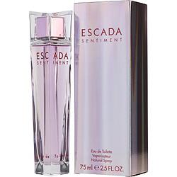 ESCADA SENTIMENT by Escada EDT SPRAY 2.5 OZ for WOMEN EDC
