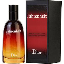 FAHRENHEIT by Christian Dior EDT SPRAY 1.7 OZ for MEN