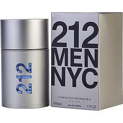 212 by Carolina Herrera EDT SPRAY 1.7 OZ for MEN