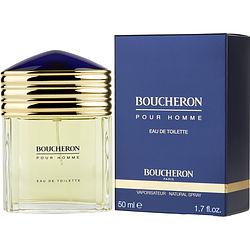 BOUCHERON by Boucheron EDT SPRAY 1.7 OZ for MEN