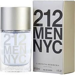 212 by Carolina Herrera EDT SPRAY 1 OZ for MEN