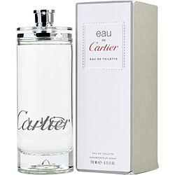 EAU DE CARTIER by Cartier EDT SPRAY 6.7 OZ for UNISEX