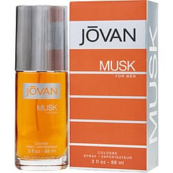 JOVAN MUSK by Jovan COLOGNE SPRAY 3 OZ for MEN