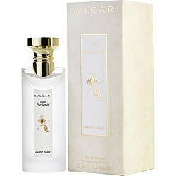 BVLGARI WHITE by Bvlgari EDC SPRAY 2.5 OZ for UNISEX