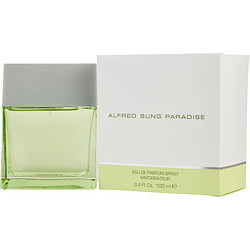 PARADISE by Alfred Sung EDP SPRAY 3.4 OZ for WOMEN