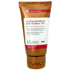 Murad by Murad Murad Oil-Free Sunblock S07oz for WOMEN