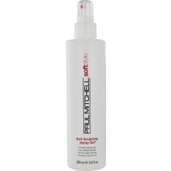 PAUL MITCHELL by Paul Mitchell - SOFT SCULPTING SPRAY GEL, FLEXIBLE STYLING SPRAY ON GEL 8.5 OZ