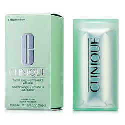 CLINIQUE by Clinique Clinique Facial Soap - Extra Mild With Dish--/5.2OZ for WOMEN