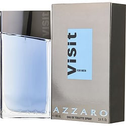 AZZARO VISIT by Azzaro EDT SPRAY 3.4 OZ for MEN