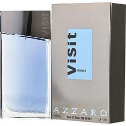 AZZARO VISIT by Azzaro EDT SPRAY 3.4 OZ for MEN