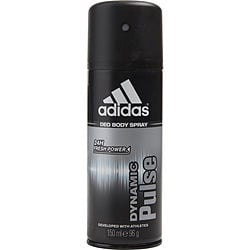ADIDAS DYNAMIC PULSE by Adidas DEODORANT BODY SPRAY 5 OZ (DEVELOPED WITH THE ATHLETES) for MEN