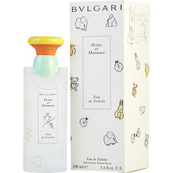 PETITS ET MAMANS by Bvlgari EDT SPRAY 3.4 OZ for WOMEN