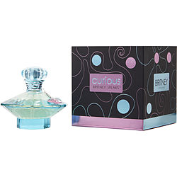 CURIOUS BRITNEY SPEARS by Britney Spears EDP SPRAY 1.7 OZ for WOMEN