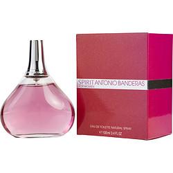 Parfum de damă ANTONIO BANDERAS Spirit
