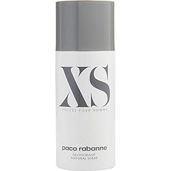 XS by Paco Rabanne DEODORANT SPRAY 5 OZ for MEN