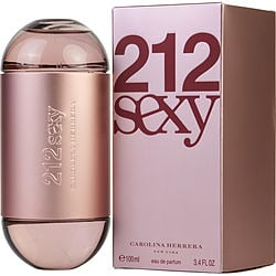 212 SEXY by Carolina Herrera EDP SPRAY 3.4 OZ for WOMEN