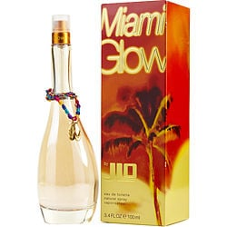 MIAMI GLOW by Jennifer Lopez EDT SPRAY 3.4 OZ for WOMEN