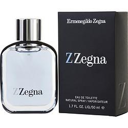 Z ZEGNA by Ermenegildo Zegna EDT SPRAY 1.7 OZ for MEN
