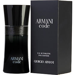 ARMANI CODE by Giorgio Armani EDT SPRAY 1.7 OZ for MEN