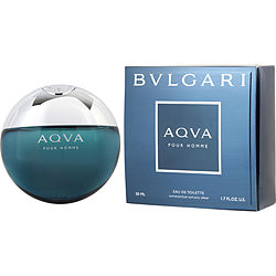 BVLGARI AQUA by Bvlgari EDT SPRAY 1.7 OZ for MEN