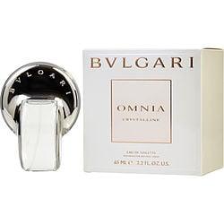BVLGARI OMNIA CRYSTALLINE by Bvlgari EDT SPRAY 2.2 OZ for WOMEN