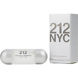 212 by Carolina Herrera EDT .17 OZ MINI for WOMEN