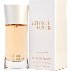 Armani Mania By Giorgio Armani Eau De Parfum Spray 1.7 Oz (White Box) For Women