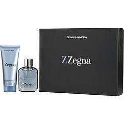 Z ZEGNA by Ermenegildo Zegna - EDT SPRAY 1.6 OZ & HAIR AND BODY WASH 3.3 OZ