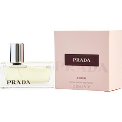 Prada by Prada EAU DE PARFUM SPRAY 1 OZ (AMBER) for WOMEN Launched by the design house of Prada in 2004, Prada by Prada for WOMEN posesses a blend of: Bergamot oil, Orange oil, Bitter orange oil, Mandarin flower, Mimosa india It is recommended for casual wear.