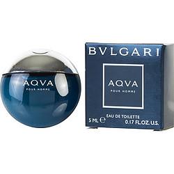 BVLGARI AQUA by Bvlgari EDT .17 OZ MINI for MEN