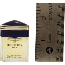 BOUCHERON by Boucheron EDT .17 OZ MINI (UNBOXED) for MEN
