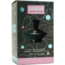 CURIOUS BRITNEY SPEARS by Britney Spears EDP SPRAY .5 OZ for WOMEN