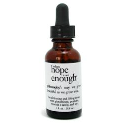 Philosophy by Philosophy When Hope is Not Enough Firming & Lifting Serum--/1OZ for WOMEN $ 37.50
