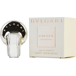 BVLGARI OMNIA CRYSTALLINE by Bvlgari EDT .17 OZ MINI for WOMEN