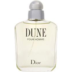 DUNE by Christian Dior EDT SPRAY 3.4 OZ *TESTER for MEN