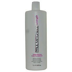PAUL MITCHELL by Paul Mitchell SUPER STRONG DAILY CONDITIONER 33.8 OZ for UNISEX 144978