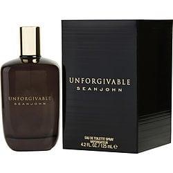 UNFORGIVABLE by Sean John EDT SPRAY 4.2 OZ for MEN
