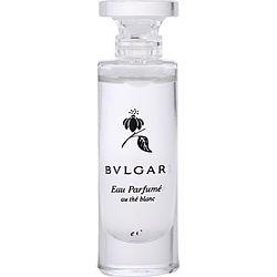 BVLGARI WHITE by Bvlgari EDC .17 OZ MINI for UNISEX