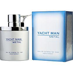 YACHT MAN METAL by Myrurgia EDT SPRAY 3.4 OZ for MEN 146977