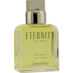 ETERNITY by Calvin Klein AFTERSHAVE 3.4 OZ (UNBOXED) for MEN