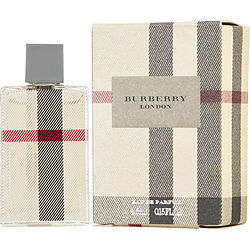 BURBERRY LONDON by Burberry EDP .15 OZ (NEW) MINI for WOMEN