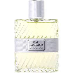 EAU SAUVAGE by Christian Dior EDT SPRAY 3.4 OZ *TESTER for MEN