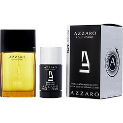 AZZARO by Azzaro SET-EDT SPRAY 3.4 OZ & FREE DEODORANT STICK 2.25 OZ (TRAVEL OFFER) for MEN