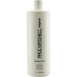 PAUL MITCHELL by Paul Mitchell SHAMPOO ONE GENTLE CLEANSING SHAMPOO 33.8 OZ for UNISEX 151105