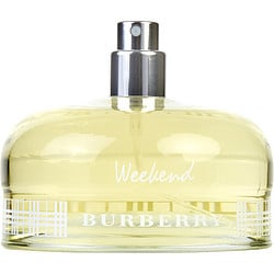 WEEKEND by Burberry EDP SPRAY 3.3 OZ *TESTER for WOMEN