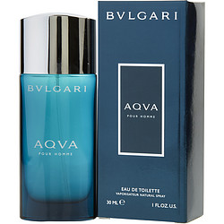 BVLGARI AQUA by Bvlgari EDT SPRAY 1 OZ for MEN